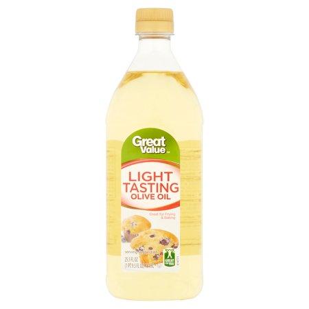 Great Value Light Tasting Olive Oil 25.5 fl oz
