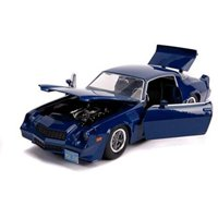 Deals on Stranger Things Jada Toys Camaro 1:24 Scale Play Vehicle