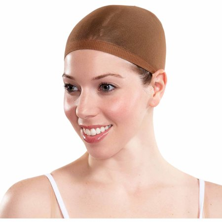 Wig Cap Adult Halloween Costume Accessory - Brown Halloween Wig
