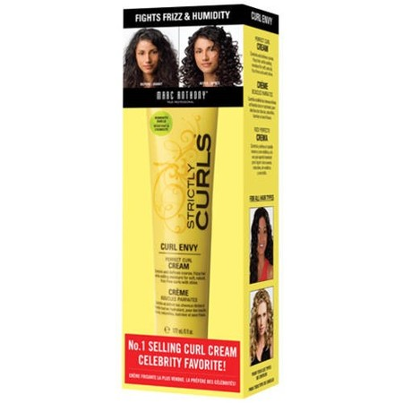 Marc Anthony Strictly Curls Curls Envy Perfect Curl Cream, 6 Fl Oz (Strictly Style Halloween)