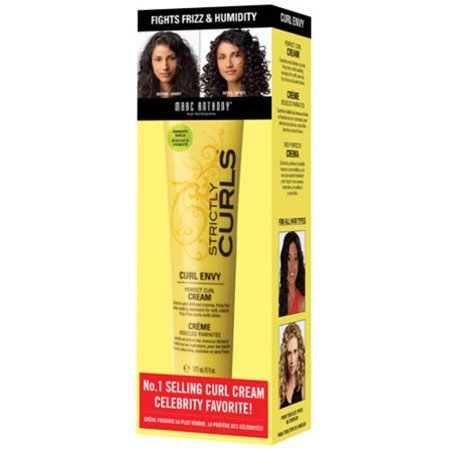 Marc Anthony Strictly Curls Curls Envy Perfect Curl Cream, 6 Fl