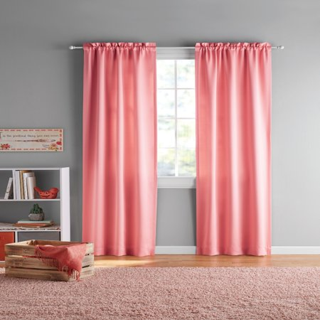 Your Zone Room Darkening Juvi Curtain Panel Pairs
