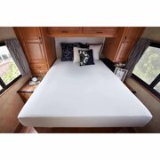 Sleep Revolution 8 Memory Foam Rv Mattress Short Queen