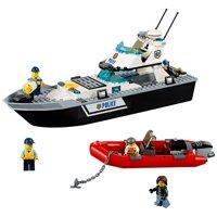 LEGO City Police Police Patrol Boat 60129