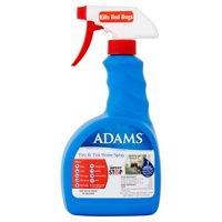 Adams Flea and Tick Control Home Spray, 24 oz