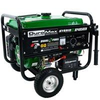 DuroMax Dual Fuel 4,850W Hybrid Propane/Gasoline Generator