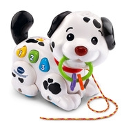 VTech Pull & Sing Puppy With Music, Learning and Legs that Move