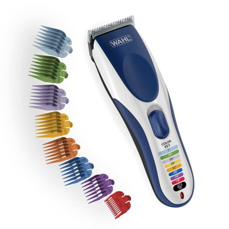Wahl Color Pro 21-Piece Cordless Hair Clipper Set - Model (Clipper Cordless Hair Clipper)