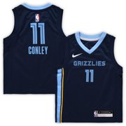 9a3c2bc2f Mike Conley Memphis Grizzlies Nike Preschool 2018 19 Replica Jersey - Icon  Edition - Navy