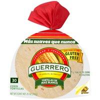 Guerrero® White Corn Tortillas 25 oz. Package