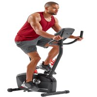 Schwinn A10 HR Enabled Upright Bike with 7 Workout Programs & 8 Levels of Resistance