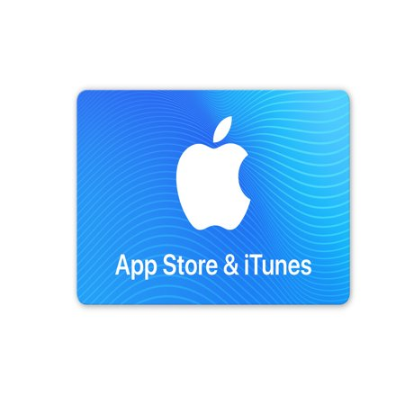 $25 App Store & iTunes Gift Card (Email (125 Gift)