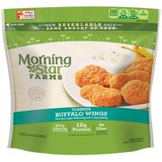 MorningStar Farms Classics Veggie Buffalo Wings, 10.5 oz
