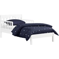 Baby Relax Carolina Toddler Bed, Multiple Finishes, With Bed Rails
