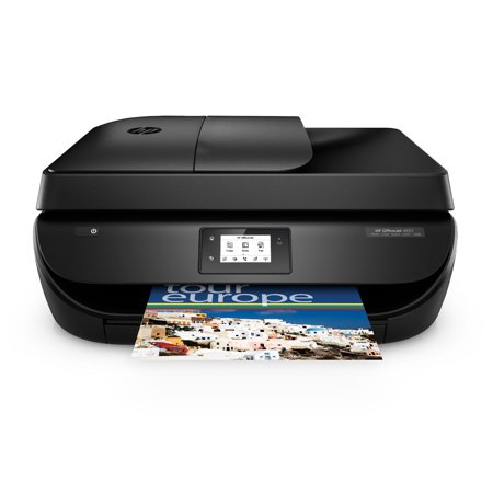 Hp Officejet 4652 All In One Printercopierscanner Walmartcom