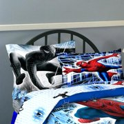 Jay Franco And Sons 12440813 Spiderman 3 Double Trouble Full Bedding Sheet Set
