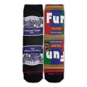 Function - Peanut Butter And Jelly Fashion Sock