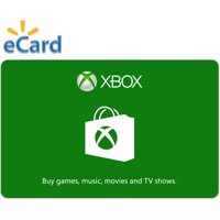 Microsoft Xbox Digital Gift Card $55 (Email Delivery)
