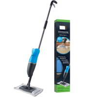 STAINMASTER Spray Mop Kit Includes Refillable Bottle & Washable Microfiber Pad for Hardwood or Multi-Surface Floor Cleaning