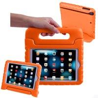 HDE iPad Mini Kids Case Shockproof Handle Stand Cover for Apple iPad Mini 2/3 Retina (Hot Pink)