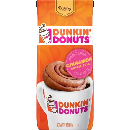 Halloween Coffee (JM Smucker Dunkin Donuts Bakery Series Coffee, 11)