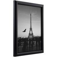 Craig Frames Bullnose Contemporary Black Composite PictureFrame