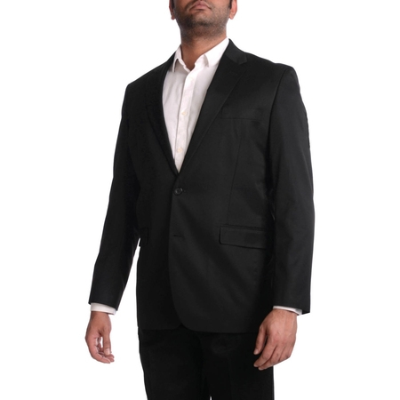George Men's Microfiber Blazer (Suits And Sportcoats)