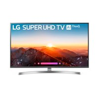 "LG 49"" Class 4K (2160) HDR Smart Super UHD TV w/AI - ThinQ 49SK8000PUA"