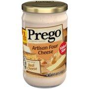 Prego Alfredo Sauce, Four Cheese, 22oz