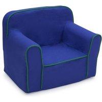 Delta Children Foam Snuggle Chair, Multiple Colors