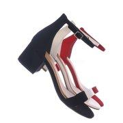 c2dd7b408 Weekend by City Classified, 2 Piece Low Chunky Block Heel Open Toe Dress  Sandal w