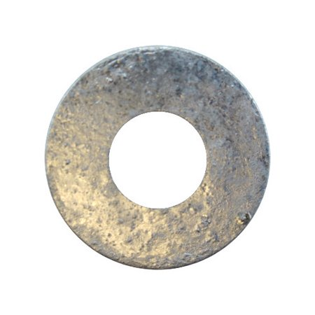 """1"""" Hot-Dipped Galvanized Flat Washers (1 lb. - approx. 6 pcs)"""