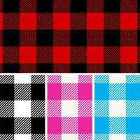 David Textiles Anti-pill Fleece Precut Fabric Buffalo Plaid 1.5 Yds X 60 Inches