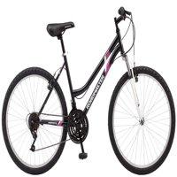 "Roadmaster Granite Peak Women's Mountain Bike, 26"" wheels, Black"