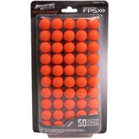 Adventure Force Tactical Strike 50 Round Refill - Rounds compatible with NERF RIVAL Blasters