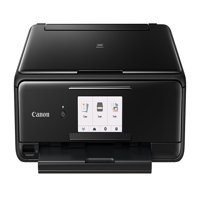 Canon PIXMA TS8120 Black Wireless Inkjet All-In-One Printer