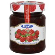 Hero Premium Fruit Spreads, Raspberry, 12 Ounce