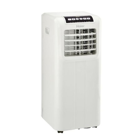 Haier 9,000 BTU 115-Volt Portable Air Conditioner with Remote, Factory Reconditioned (Unif Clearance)
