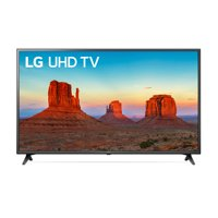"Refurbished LG 55"" Class 4K (2160) HDR Smart LED UHD TV 55UK6200PUA"