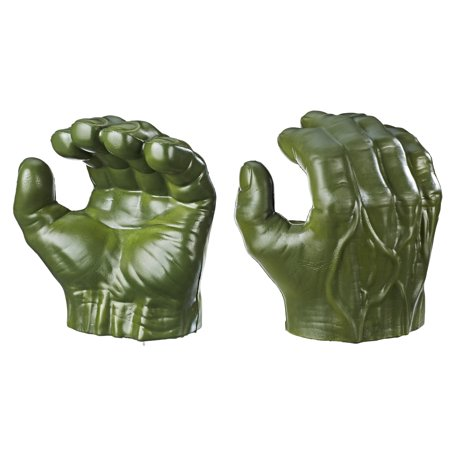 Marvel avengers gamma grip hulk fists](Incredible Hulk Kids)