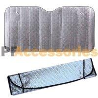 Wideskall® Car Windshield Sunshade Reflective Sun Shade for Car Cover Visor