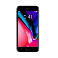 Straight Talk Apple iPhone 8 Plus with 64GB Prepaid Smartphone, Space Gray