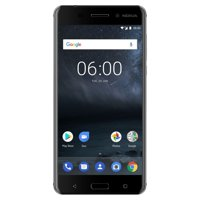 Nokia 6 TA-1025 32GB Unlocked GSM Android Phone w/ 16MP Camera - Black