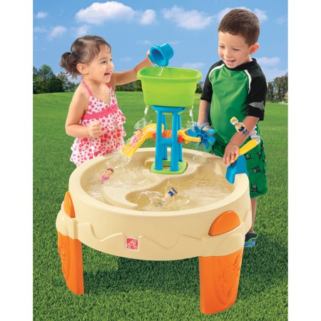 Step2 Big Splash Waterpark Includes 7 Piece Accessory
