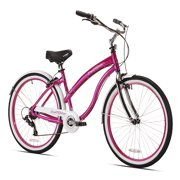 "Best Beach Cruiser Bikes - Kent 26"" Del Rio Women's, Cruiser Bike, Magenta Review"