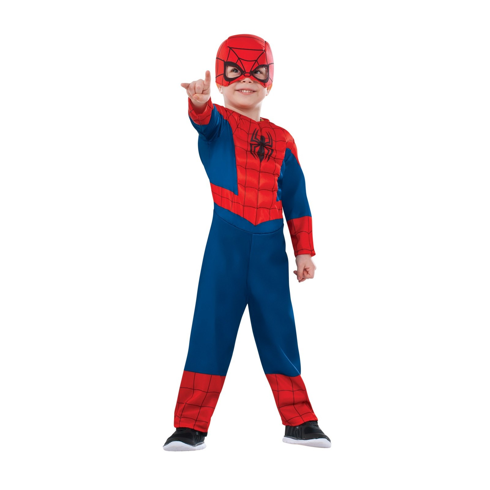 Boys Cosplay* Costume Role Play Spider-Man Batman SuperMan Complete Full Outfit