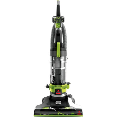 Bissell PowerForce Helix Turbo Rewind Bagless Vacuum Cleaner, 1797 (Compact Cord Rewind Vacuum)