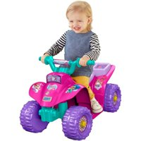 Power Wheels Nickelodeon Shimmer & Shine Lil' Quad Vehicle