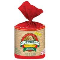 """Guerrero Corn De Maiz Blanco 6"""" Tortillas, 80 ct"""
