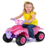 Disney Minnie Mouse Happy Helpers 6V Battery Powered Quad
